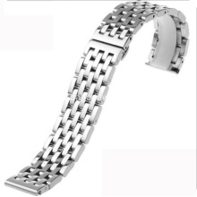 Luxury Stainless Steel Watch Bracelet
